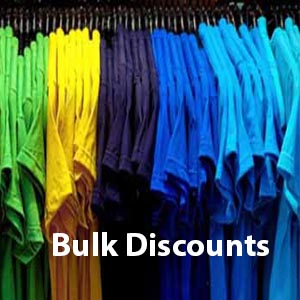 Bulk embroidered workwear deals & cheapest uniform packages